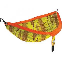 Eagles Nest DoubleNest Print Hammock Soundwave / Yellow