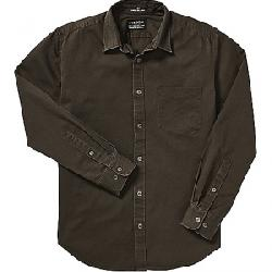 Filson Men's 6.5 Oz Chino Shirt Wetland Brown