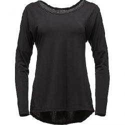 Black Diamond Women's Gym Pullover Black