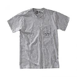 HippyTree Men's Crestpoint Tee Heather Grey