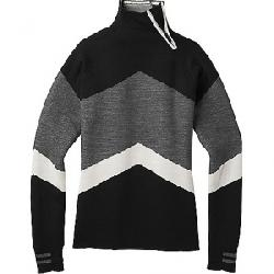 Smartwool Women's Dacono Ski Funnel Neck Sweater Black