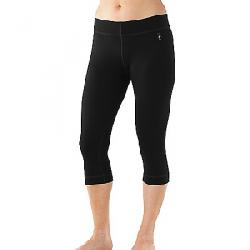 Smartwool Women's Merino 250 Baselayer 3/4 Bottom Black