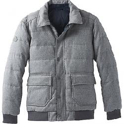 Prana Men's B-Side Jacket Gravel Heather