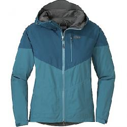 Outdoor Research Women's Aspire Jacket Washed Peacock / Peacock
