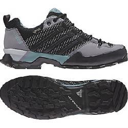 Adidas Women's Terrex Scope GTX Boot Carbon / Black / Ash Green