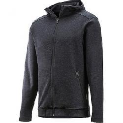 ExOfficio Men's Powell Full Zip Hoody Black Heather