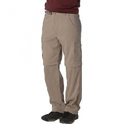 Prana Men's Stretch Zion Convertible Pant Dark Khaki