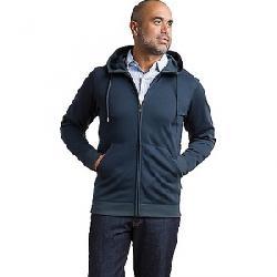 ExOfficio Men's Halifax Full Zip LS Hoody Black