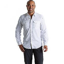 ExOfficio Men's BugsAway Briso LS Shirt White