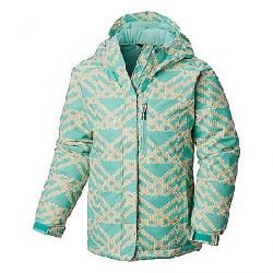 Columbia Youth Girls Magic Mile Jacket Pixie Microgeo Print