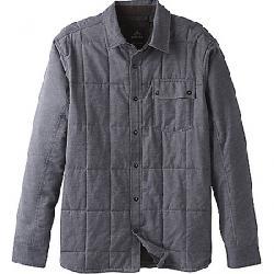 Prana Men's Atilan Lined Shirt Jacket Charcoal