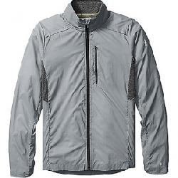 Smartwool Men's PhD Ultra Light Sport Jacket Light Grey