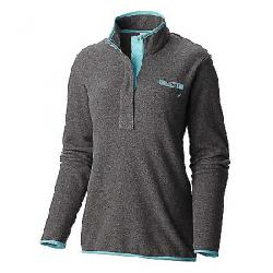 Columbia Women's Harborside Fleece Pullover Cool Grey / Sail