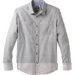 Prana Men's Dilettante LS Shirt Cargo Green