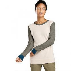 Toad & Co Women's Trillium Crew Sweater Oatmeal