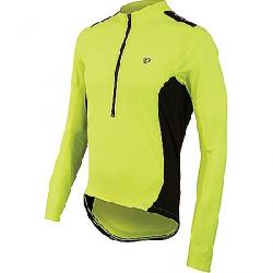 Pearl Izumi Men's SELECT Quest LS Jersey Screaming Yellow / Black