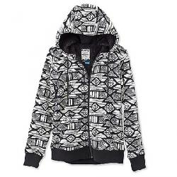 KAVU Women's Harlow Hoody Snow Tribal
