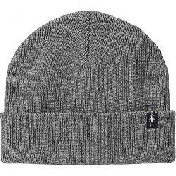 Smartwool Cozy Cabin Hat Light Grey Heather / Medium Grey Heather