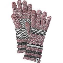 Smartwool Dazzling Wonderland Glove Nostalgia Rose Heather