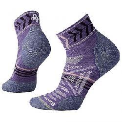 Smartwool Women's PhD Outdoor Light Pattern Mini Sock Lavender