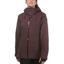 Moosejaw Women's Mt. Elliott Insulated Waterproof Jacket Bordeaux