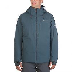 Moosejaw Men's Mt. Elliott Insulated Waterproof Jacket Dusk Blue