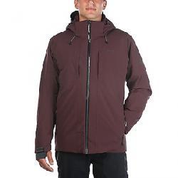 Moosejaw Men's Mt. Elliott Insulated Waterproof Jacket Bordeaux