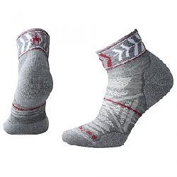 Smartwool Women's PhD Outdoor Light Pattern Mini Sock Medium Grey