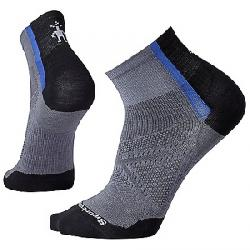 Smartwool PhD Cycle Ultra Light Mini Sock Graphite