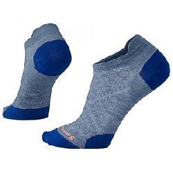 Smartwool Women's PhD Run Ultra Light Micro Sock Blue Steel