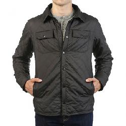 Moosejaw Men's Abbott Insulated Shacket Black