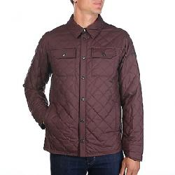 Moosejaw Men's Abbott Insulated Shacket Bordeaux