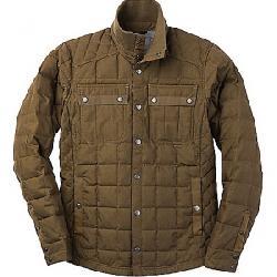Nau Men's Utility Down Shirt Jacket Frond