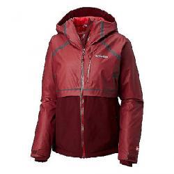 Columbia Women's OutDry Glacial Hybrid Jacket Rich Wine Heather / Rich Wine