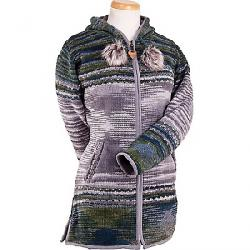 Laundromat Women's Yoko Fleece Lined Sweater Boreal