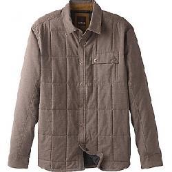 Prana Men's Atilan Lined Shirt Jacket Mud