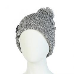 66North Esja Wool Beanie Heather Grey