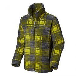 Columbia Youth Boys' Zing III Fleece Jacket Zour Camo Plaid
