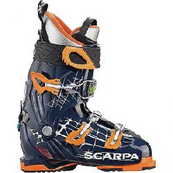 Scarpa Men's Freedom 100 Boot Midnight / Orange