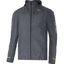 Gore Wear Men's Gore C5 GTX Active Hooded Jacket Terra Grey