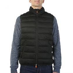 Save The Duck Men's Signature Stretch Vest 01 Black