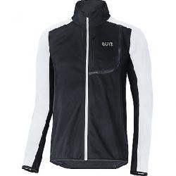 Gore Wear Men's C3 Gore Windstopper Jacket Black / White