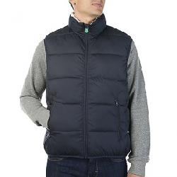 Save The Duck Men's Recycled Collection Reversible Vest 0009 Navy Blue