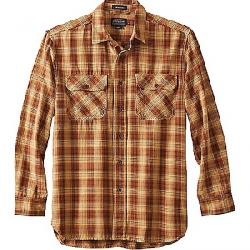 Pendleton Men's Burnside Twill Brown Tan Plaid