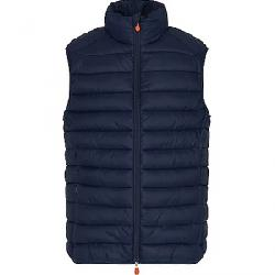Save The Duck Men's Signature Lightweight Vest 09 Navy Blue