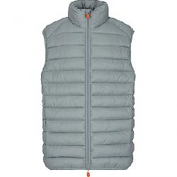 Save The Duck Men's Signature Lightweight Vest 1182 Shark Grey