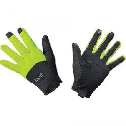 Gore Wear Men's C5 Gore Windstopper Glove Black / Neon Yellow