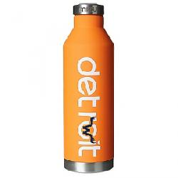 Moosejaw Mizu Fearsome Foley 26 oz. Insulated Stainless Steel Bottle Orange
