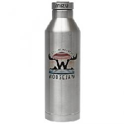 Moosejaw Mizu Invisible Touch 26 oz. Insulated Stainless Steel Bottle Stainless