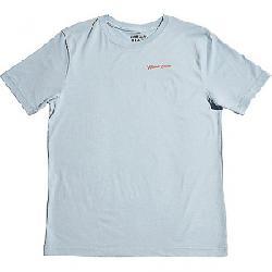 The Normal Brand Men's Industrial Logo Short Sleeve T White